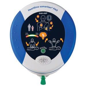 HeartSine samaritan® PAD 450P AED