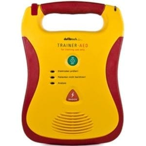Defibtech Stand Alone AED Trainer Package