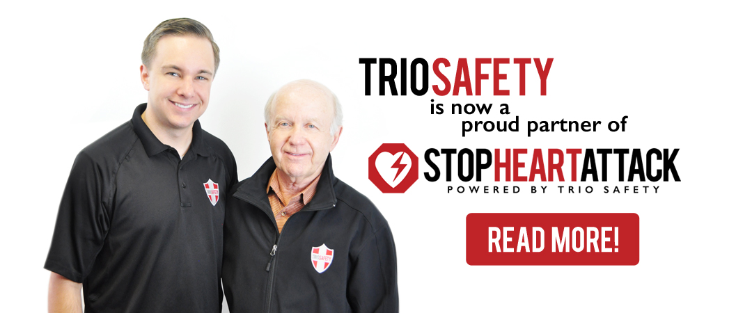Trio Safety Merges with Stop Heart Attack